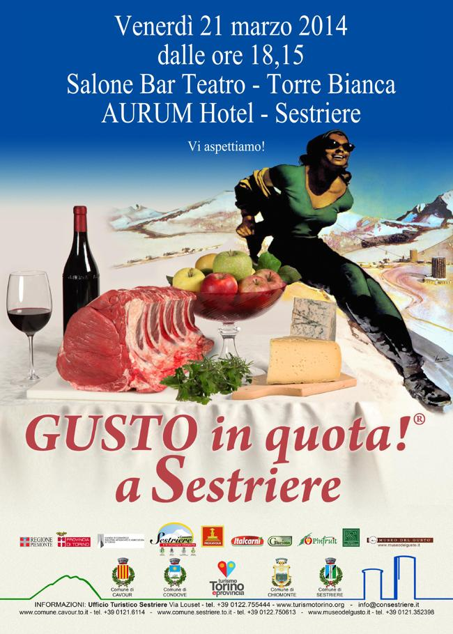 Gusto in quota a Sestriere